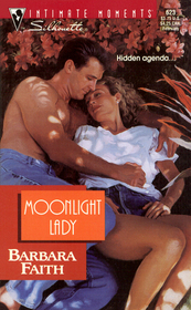 Moonlight Lady (Silhouette Intimate Moments, No 623)