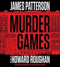 Murder Games (aka Instinct) (Instinct, Bk 1) (Audio CD) (Unabridged)
