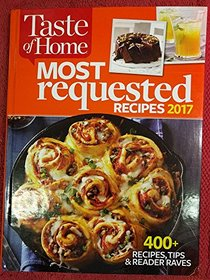 Taste of Home Most Requested Recipes 2017