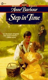 Step in Time (Signet Regency Romance)