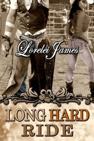 Long Hard Ride (Rough Riders, Bk 1)