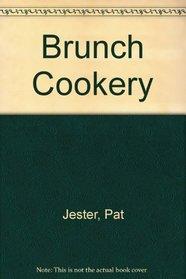 Brunch Cookery