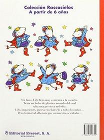 Lily y su Bolso de Plastico Morado / Lily's Purple Plastic Purse (Spanish Edition)
