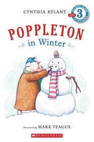 Poppleton In Winter (Scholastic Reader Level 3)