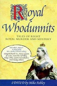 Royal Whodunnits