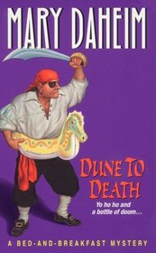 Dune to Death (Bed-And-Breakfast, Bk 4)