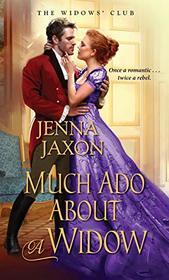 Much Ado about a Widow (Widow's Club, Bk 4)