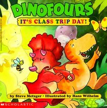 It's Class Trip Day! (Dinofours)