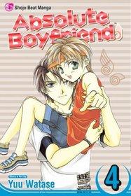 Absolute Boyfriend Vol. 4 (Absolute Boyfriend (Graphic Novels))