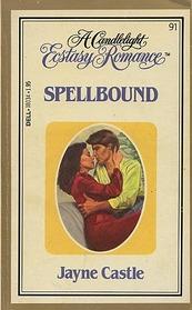 Spellbound (Candlelight Ecstasy Romance, No 91)