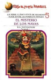 El Misterio de Los Mayas (Elige Tu Propia Aventura) (Spanish Edition)