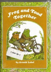 Frog and Toad 3-book Set Frog and Toad Together Days With Frog and Toad Frog and Toad Are Friends