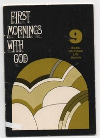 First Mornings With God (Ivp Booklets)