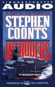 Intruders (Audio Cassette) (Abridged)