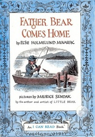 Father Bear Comes Home (I Can Read Book)