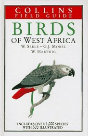 Birds of West Africa (Collins Field Guides)