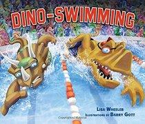 Dino-swimming (Carolrhoda Picture Books)