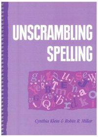 Unscrambling Spelling
