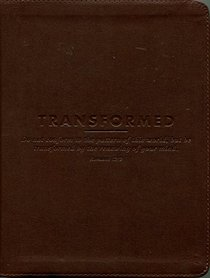 Transformed: How God Changes Us (Small Group Study Guide)