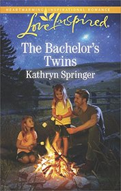 The Bachelor's Twins (Castle Falls, Bk 2) (Love Inspired, No 1065)
