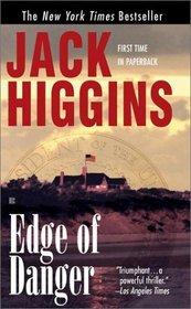 Edge of Danger (Sean Dillon, Bk 9)