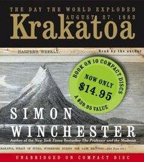 Krakatoa CD SP : The Day the World Exploded: August 27, 1883