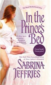 In the Prince's Bed (Royal Brotherhood, No 1)