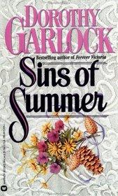 Sins of Summer (Wyoming Frontier, Bk 3)