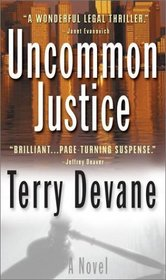 Uncommon Justice (Mairead O'Clare, Bk 1)