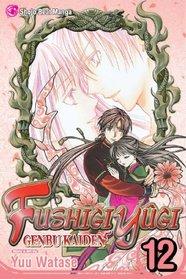 Fushigi Y�gi: Genbu Kaiden, Vol. 12