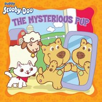 The Mysterious Pup (Puppy Scooby-Doo)