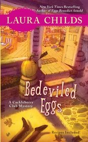 Bedeviled Eggs (Cackleberry Club Mysteries)