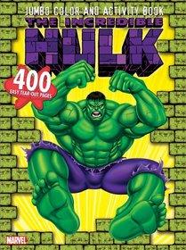 The Incredible Hulk Jumbo Color & Activity Book