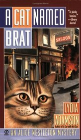 A Cat Named Brat (Alice Nestleton, Bk 20)