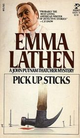 Pick Up Sticks (John Putnum Thatcher, Bk 11)