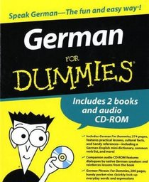 German for Dummies® for Boxed Set (For Dummies (Language & Literature))
