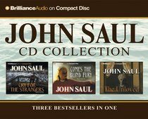 John Saul CD Collection 2 : Punish the Sinners, When the Wind Blows, The Unwanted