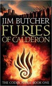 Furies of Calderon Codex Alera Book 1