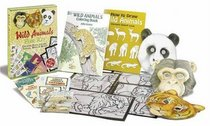 Wild Animals Fun Kit (Boxed Sets/Bindups)