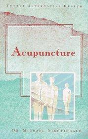 Acupuncture (Alternative Health Series)