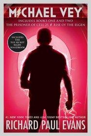 The Prisoner of Cell 25 / Rise of the Elgen (Michael Vey, Bks 1 - 2)