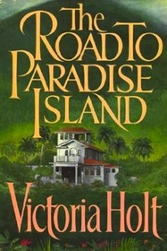 The Road to Paradise Island (G.K. Hall large print book series)