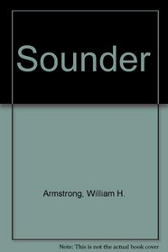 Sounder (Lrs Large Print Cornerstone Series)
