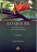Lo Que Es: El Secreto Abierto a Una Vida Despertada (Advaita) (Spanish Edition)
