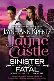 Sinister and Fatal (Guinevere Jones, Vol 2)