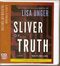 Sliver of Truth (5 cd set) Abridged