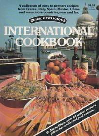Quick & Delicious International Cookbook