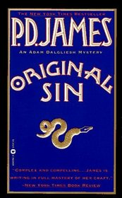 Original Sin (Adam Dalgliesh, Bk 9)