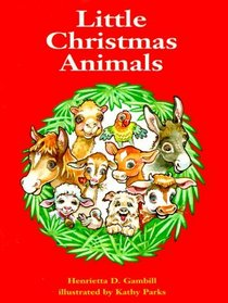 Little Christmas Animals