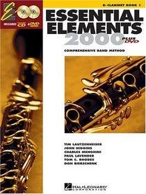 Essential Elements 2000: Comprehensive Band Method: Clarinet Book 1